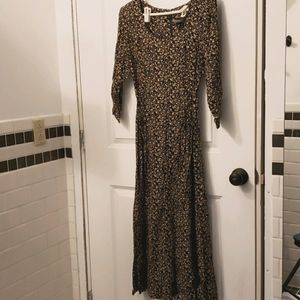 Vintage 1980's Ladies dress